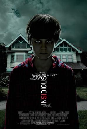 Insidious - Movie Poster (thumbnail)