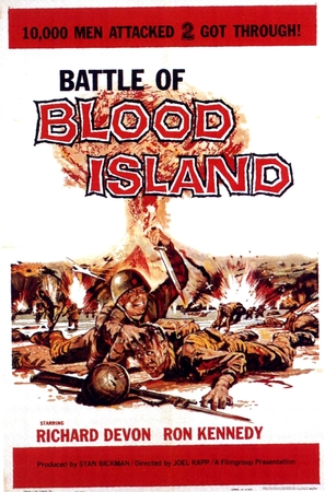 Battle of Blood Island - Movie Poster (thumbnail)