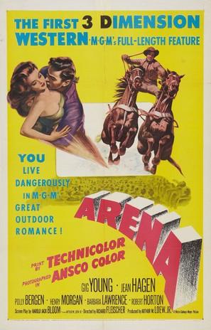 Arena - Movie Poster (thumbnail)