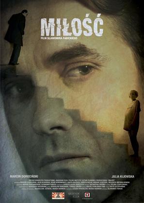 Milosc - Polish Movie Poster (thumbnail)