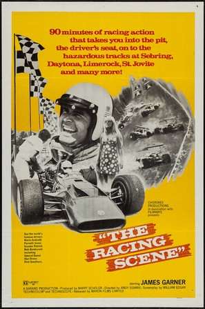 The Racing Scene - Movie Poster (thumbnail)