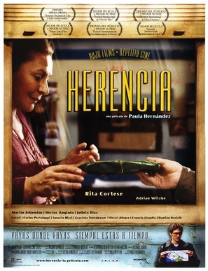 Herencia - Spanish Movie Poster (thumbnail)