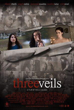 Three Veils - Movie Poster (thumbnail)
