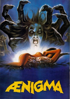 Aenigma - Movie Poster (thumbnail)