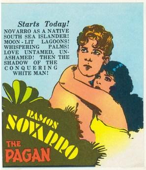 The Pagan - Movie Poster (thumbnail)