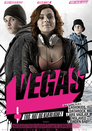 Vegas - Norwegian Movie Poster (thumbnail)