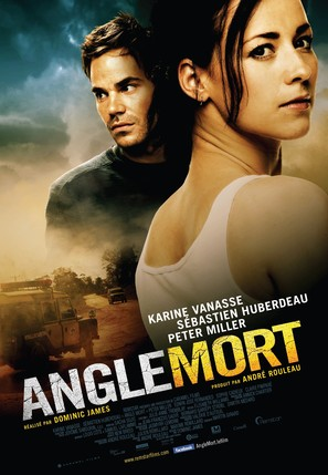 Angle mort - Canadian Movie Poster (thumbnail)