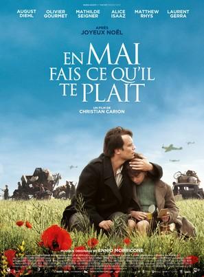 En mai, fais ce qu'il te plaît - French Movie Poster (thumbnail)