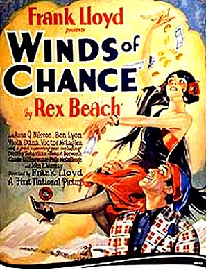 Winds of Chance - Movie Poster (thumbnail)