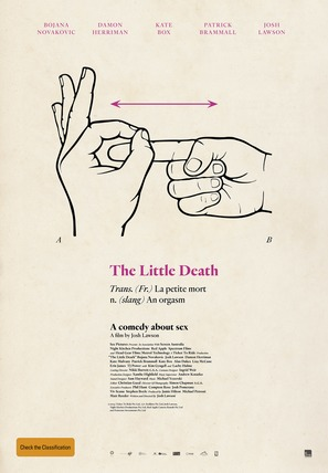 The Little Death - Australian Movie Poster (thumbnail)