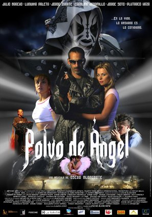 Polvo de ángel - Colombian Movie Poster (thumbnail)