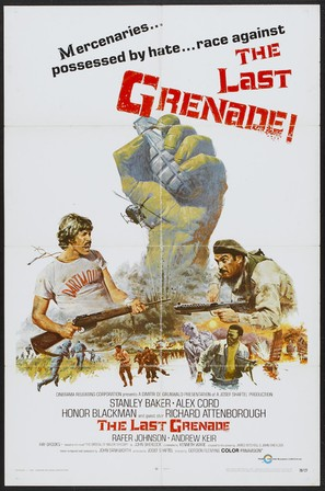 The Last Grenade - Movie Poster (thumbnail)