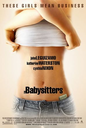 The Babysitters - Movie Poster (thumbnail)