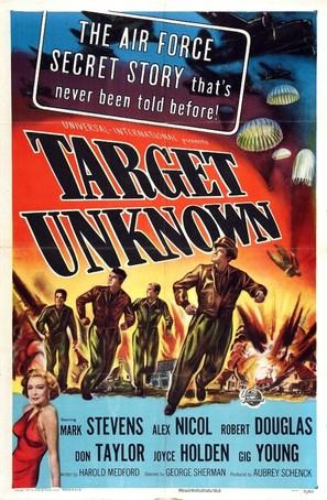 Target Unknown - Movie Poster (thumbnail)
