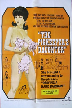 The Pig Keeper's Daughter - Movie Poster (thumbnail)