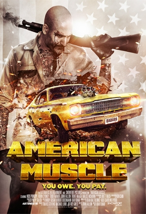 American Muscle - Movie Poster (thumbnail)