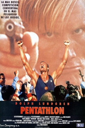 Pentathlon - Spanish Movie Poster (thumbnail)