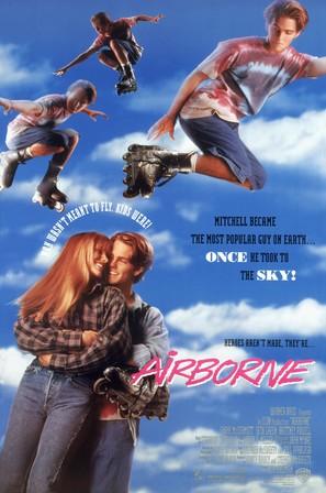 Airborne - Movie Poster (thumbnail)
