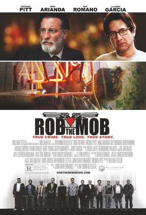 Rob the Mob - Movie Poster (thumbnail)
