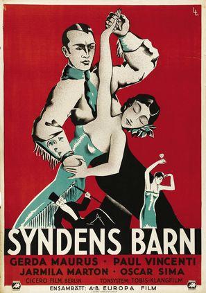 Seitensprünge - Swedish Movie Poster (thumbnail)
