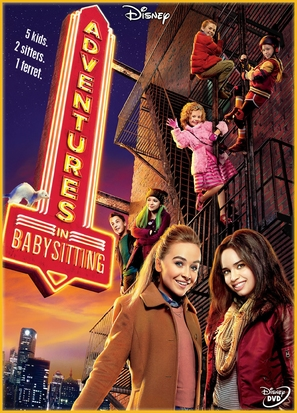 Adventures in Babysitting - Movie Cover (thumbnail)