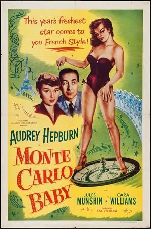 Monte Carlo Baby - Movie Poster (thumbnail)
