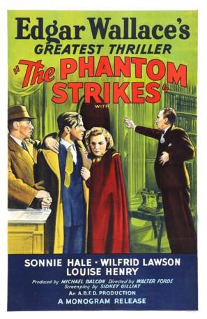 The Gaunt Stranger - Movie Poster (thumbnail)