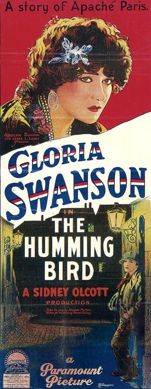 The Humming Bird - Movie Poster (thumbnail)