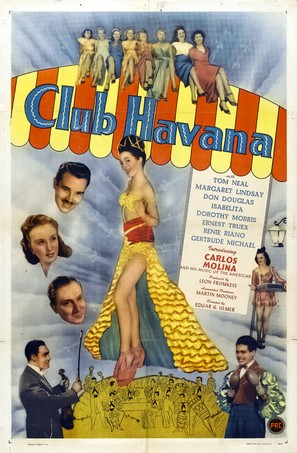 Club Havana - Movie Poster (thumbnail)