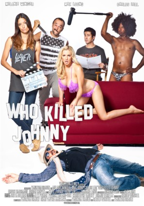 Who Killed Johnny - Swiss Movie Poster (thumbnail)