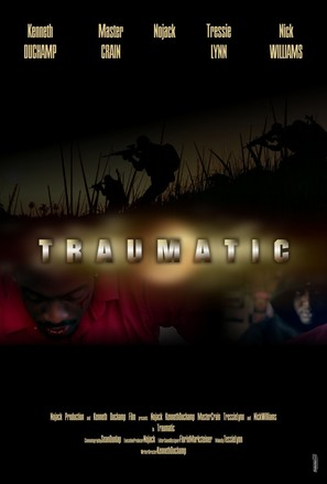 Traumatic - Movie Poster (thumbnail)