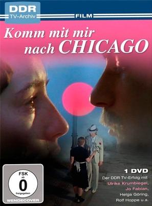 Komm mit mir nach Chicago - German Movie Cover (thumbnail)