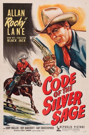 Code of the Silver Sage - Movie Poster (thumbnail)