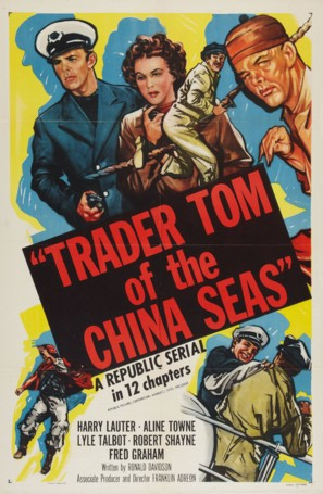 Trader Tom of the China Seas - Movie Poster (thumbnail)