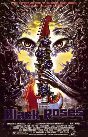 Black Roses - Movie Poster (thumbnail)