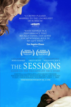 The Sessions - Movie Poster (thumbnail)