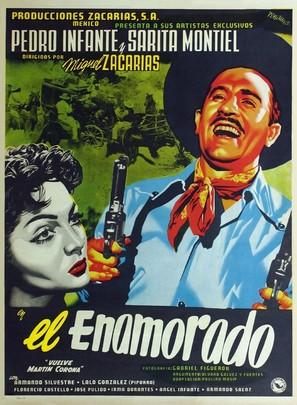 El enamorado - Mexican Movie Poster (thumbnail)