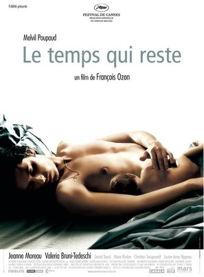 Temps qui reste, Le - French Movie Poster (thumbnail)