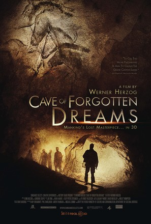 Cave of Forgotten Dreams - Movie Poster (thumbnail)