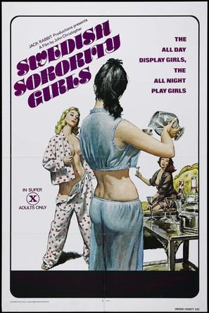 Swedish Sorority Girls - Movie Poster (thumbnail)
