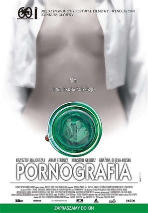 Pornografia - Polish Movie Poster (thumbnail)