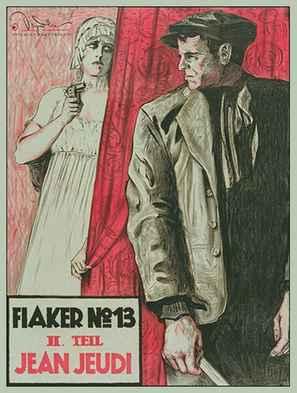 Fiacre n. 13, Il - German Movie Poster (thumbnail)