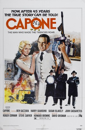 Capone - Movie Poster (thumbnail)