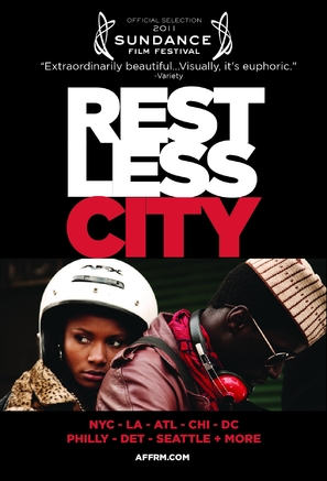 Restless City - Movie Poster (thumbnail)