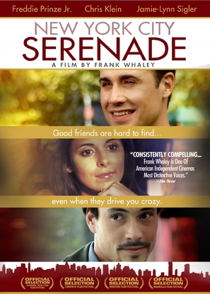 New York City Serenade - British Movie Poster (thumbnail)