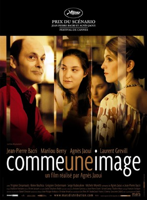 Comme une image - French Movie Poster (thumbnail)