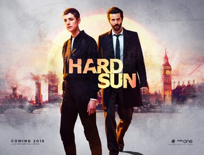 """Hard Sun"" - British Movie Poster (thumbnail)"