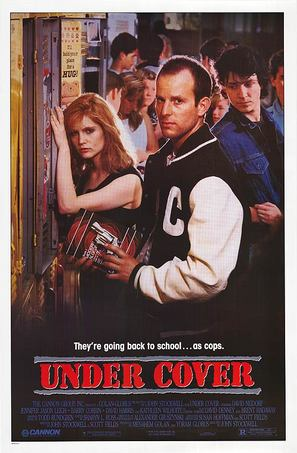 Under Cover - Movie Poster (thumbnail)