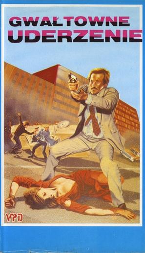 Roma violenta - Polish Movie Poster (thumbnail)