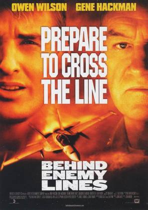 Behind Enemy Lines - Movie Poster (thumbnail)